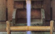 宗忠神社の御神水井戸